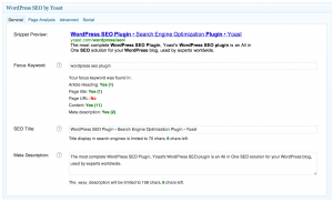 WordPress SEO WordPress Plugin