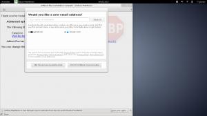 IceDove in Debian