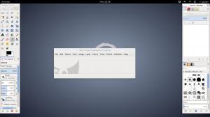 GIMP in Debian