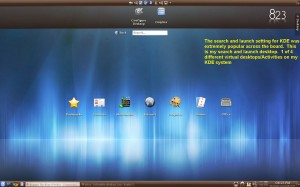 KDE Screenshot