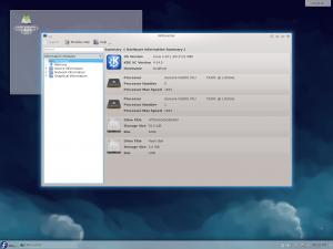 Fedora 21 KDE 4.14