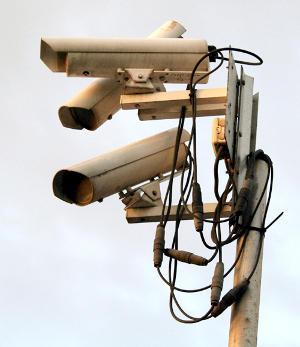 facial recognition - surveillance cameras
