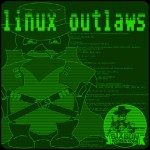 Linux Outlaws logo