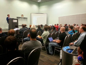 Ohio LinuxFest session