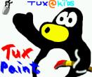 Tux Paint logo