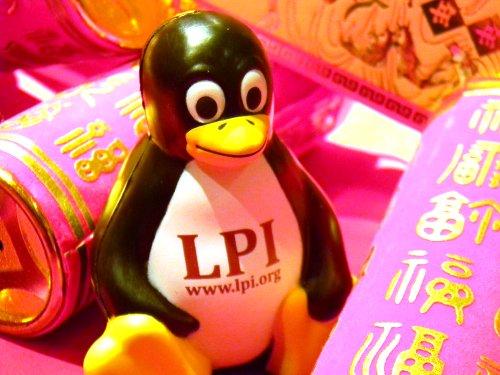 Tux, Linux, SCALE13x