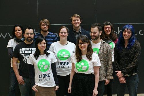 LibrePlanet staff