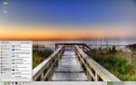 Linux Mint Rebecca menu