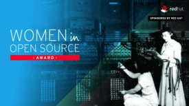 Red Hat's Women in Open Source Awards