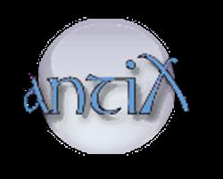 antiX logo