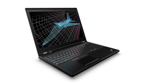 The Lenovo ThinkPad P50, the little sibling of the P70, still packs a lot of punch (Photo: Lenovo)