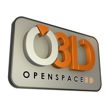 OpenSpace3D logo