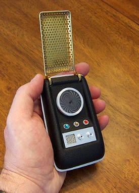 Star Trek Communicator computer
