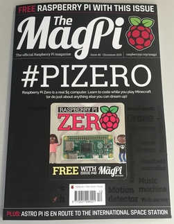 Magpi Issue 70