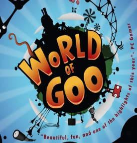 World of Goo poster