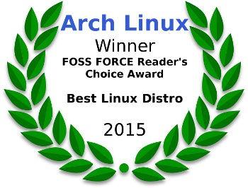 Arch Linux Best Linux Distro 2015