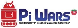 Pi Wars Logo - Raspberry Pi