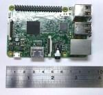 Raspberry Pi 3 measurement