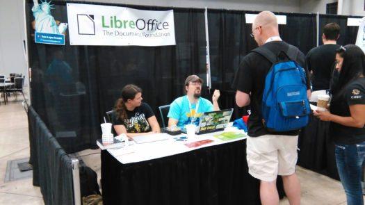 Libre Office Texas Linux Fest 2016