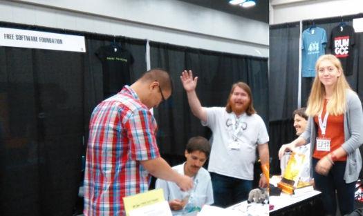 FSF Texas Linux Fest 2016