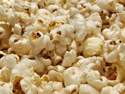 Popcorn noises in Linux?