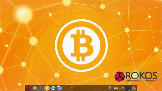 ROCKOS Raspberry Pi screenshot