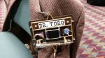 Steampunk Conference Personality Identification Device