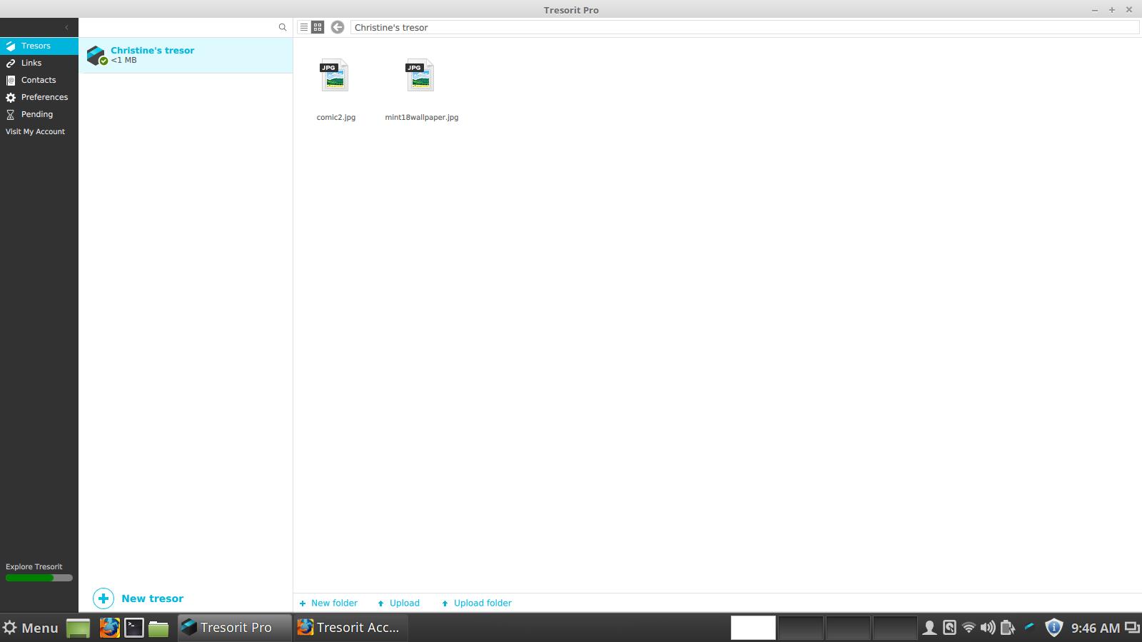 Encrypted File Sharing Service Tresorit Offers Linux Desktop Client