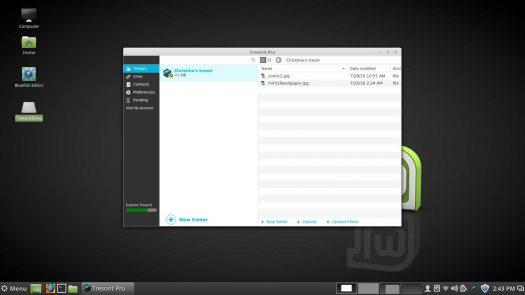 Tresorit Linux Client