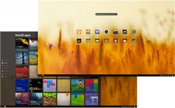 Endless OS GNOME desktop