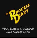 Blender video editing