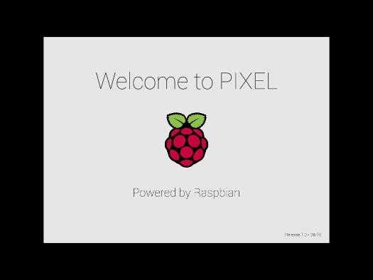 Raspbian Pixel