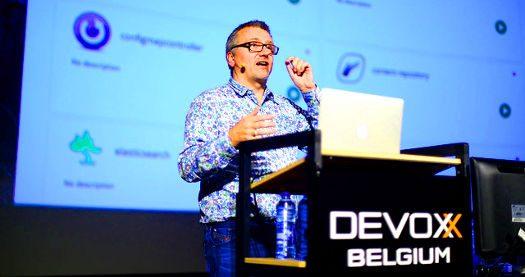 James Strachan at Devoxx Belgium 2016
