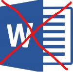 WordGrinder not MS Word