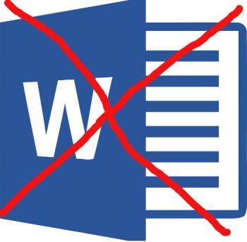WordGrinder not MS Word