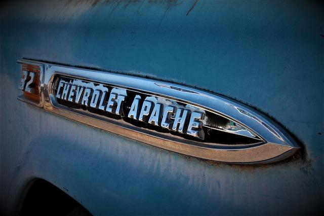 chevy apache logo