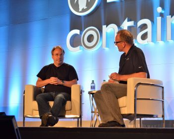 Linus Torvalds Linux Fountation's LinuxCon North America 2016